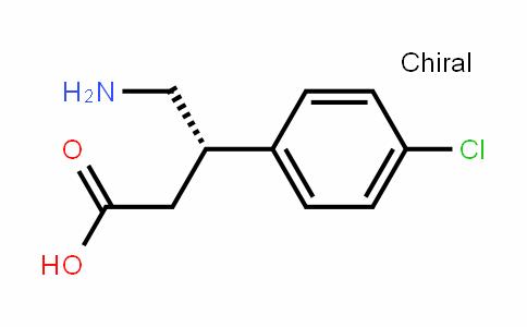 (S)-4-amino-3-(4-chlorophenyl)butanoic acid