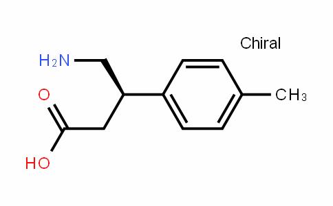 (R)-4-amino-3-p-tolylbutanoic acid
