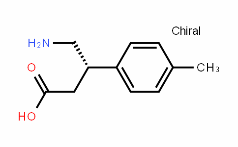 (S)-4-amino-3-p-tolylbutanoic acid