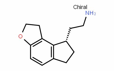 (S)-2-(1,6,7,8-Tetrahydro-2H-indeno[5,4-b]furan-8-yl)ethylamine