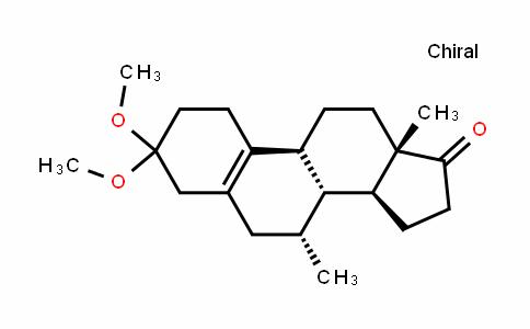 7a-Methyl-3,3-Dimethoxy-5(10)-Estrene-17-One