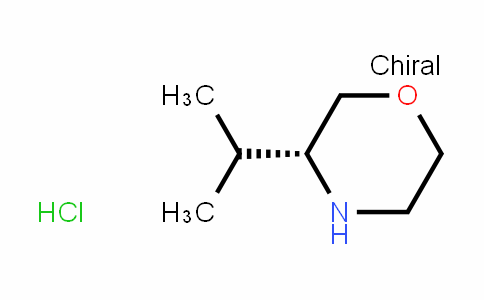 (R)-3-isopropylmorpholine hydrochloride