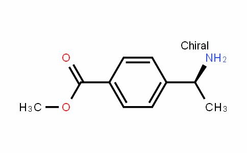 (S)-4-(1-Aminoethyl)-benzoic acid methyl ester