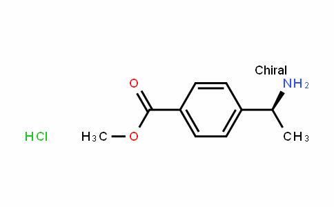 (S)-4-(1-Aminoethyl)-benzoic acid methyl ester hydrochloride