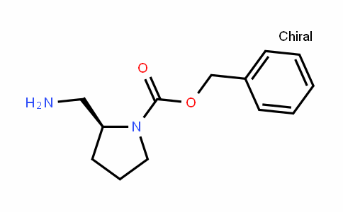 (S)-2-Aminomethyl-1-N-Cbz-pyrrolidine