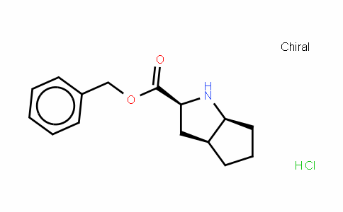 (S,S,S)-2-Azabicyclo[3,3,0]-octane-carboxylic acid benzylester hydrochloride