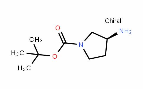 (S)-(-)-1-Boc-3-aminopyrrolidine
