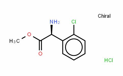 (S)-(+)-2-Chlorophenylglycine methyl ester hydrochloride