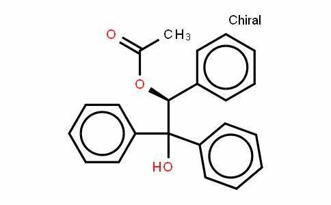 (S)-(-)-2-Hydroxy-1,2,2-triphenylethyl acetate