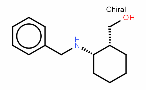 cis-(1R,2S)-(+)-2-(Benzylamino)cyclohexanemethanol