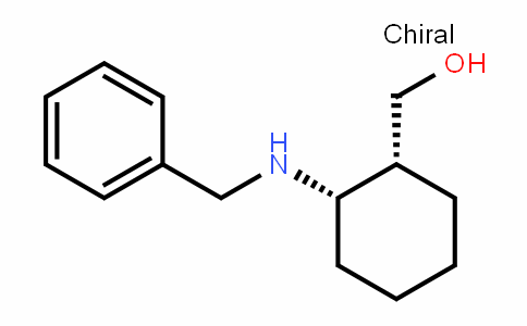 ((1R,2S)-2-(benzylamino)cyclohexyl)methanol