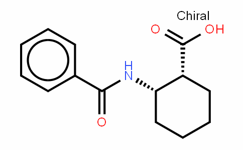 (1R,2S)-(-)-2-Benzamidocyclohexane carboxylic acid