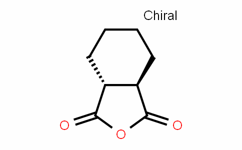 (+)-trans-1,2-Cyclohexanedicarboxylic Anhydride