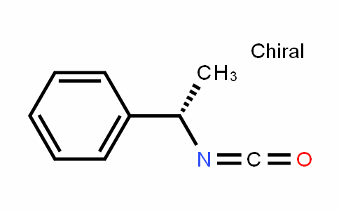 Isocyanic Acid (S)-(-)-á-Methylbenzyl Ester