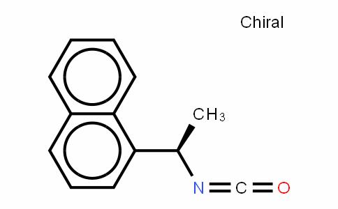 Isocyanic Acid (R)-(-)-1-(1-Naphthyl)ethyl Ester
