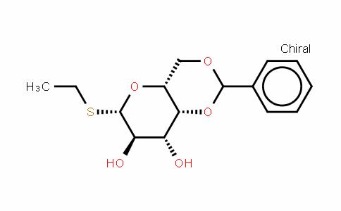Ethyl 4, 6-O-benzylidene-thio-b-D-galactoside