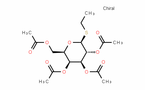 Ethyl 2,3,4,6-tetra-O-acetyl-1-thio-b-D-galactopyranoside