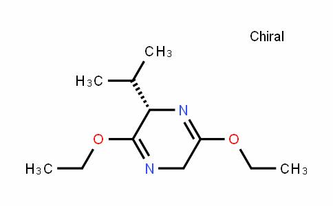 (s)-2,5-dihydro-3,6-diethoxy-2-isopropylpyrazine