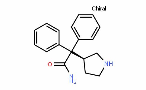 (S)-alpha,alpha-Diphenyl-3-pyrrolidineacetamide