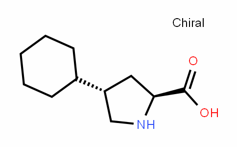 trans-4-Cyclohexyl-L-proline