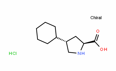 trans-4-Cyclohexyl-L-proline hydrochloride