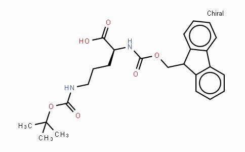 N-alpha-Fmoc-N-delta-Boc-L-ornithine