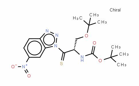 Boc-ThionoSer(tBu)-1-(6-nitro)benzotriazolide