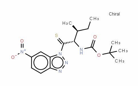 Boc-ThionoIle-1-(6-nitro)benzotriazolide