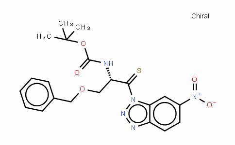 Boc-ThionoSer(Bzl)-1-(6-nitro)benzotriazolide