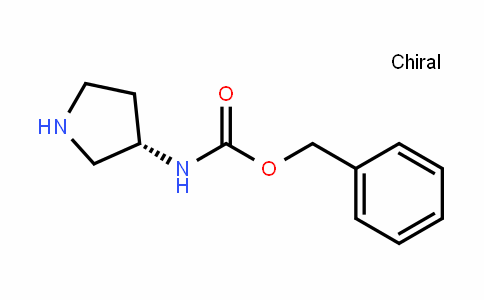 (S)-benzyl pyrrolidin-3-ylcarbamate
