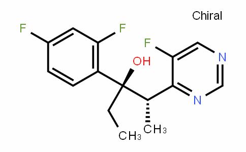 (2S,3R)-3-(2,4-difluorophenyl)-2-(5-fluoropyrimidin-4-yl)pentan-3-ol