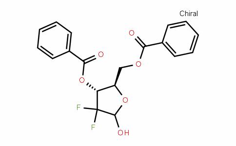 3,5-Di-O-benzoyl-2-deoxy-2,2-difluoro-D-ribofuranose