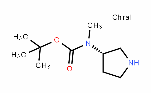 (S)-3-N-Boc-3-N-Methylaminopyrrolidine