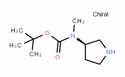 (R)-3-N-Boc-3-N-Methylaminopyrrolidine