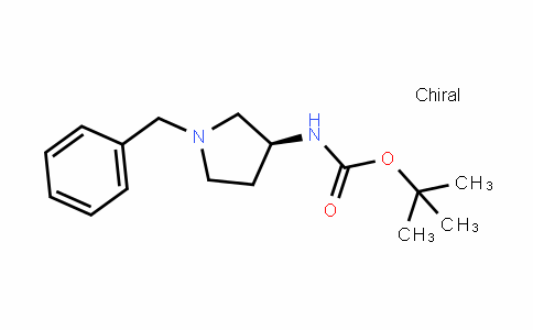 (S)-1-Benzyl-3-(Boc-amino)pyrrolidine