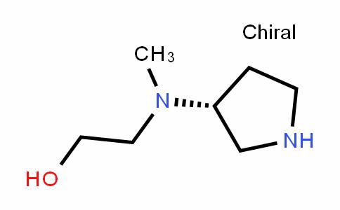 2-[Methyl-(3R)-3-pyrrolidinylamino]-ethanol