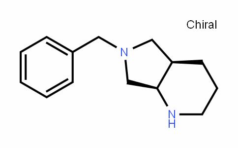 (4aR,7aR)-octahydro-6-(phenylmethyl)-1H-Pyrrolo[3,4-b]pyridine