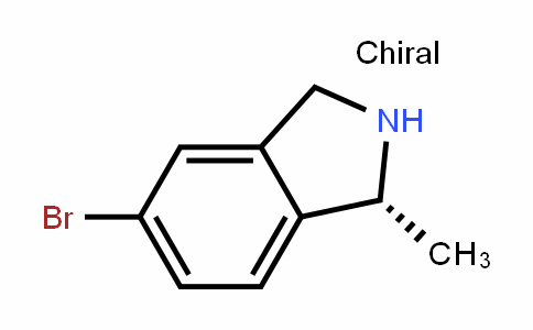 (1R)-5-Bromo-2,3-dihydro-1-methyl-1H-isoindole