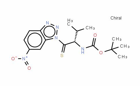 Boc-ThionoVal-1-(6-nitro)benzotriazolide