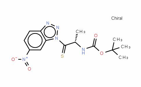 Boc-ThionoAla-1-(6-nitro)benzotriazolide