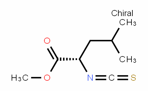 (2S)-2-Isothiocyanato-4-methyl-Pentanoic acid methyl ester
