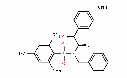 (1S,2R)-2-[N-Benzyl-N-(mesitylenesulfonyl)amino]-1-phenyl-1-propanol