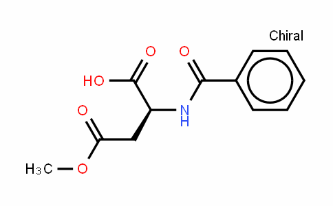 N-benzoyl-L-Aspartic acid-beta-methyl ester