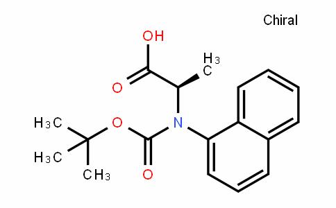 (R)-N-BOC-1-Naphthylalanine