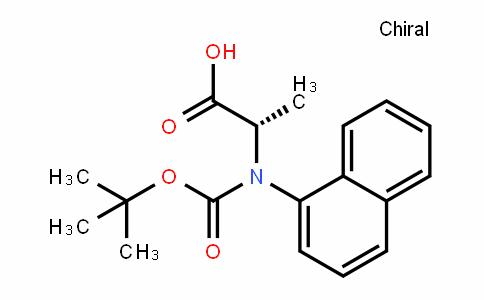 (S)-N-BOC-1-Naphthylalanine