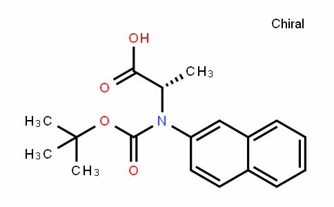 (S)-N-BOC-2-Naphthylalanine