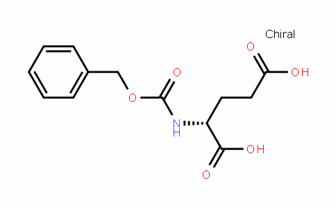 N-Carbobenzoxy-D-glutamic acid