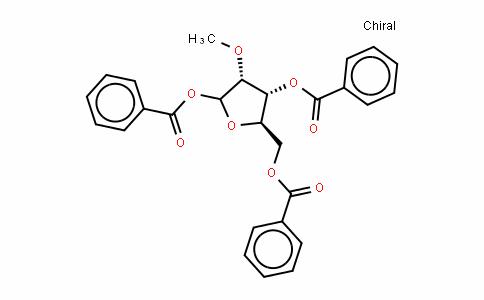 1,3,5-Tri-O-benzoyl-2-O-methyl-D-ribose