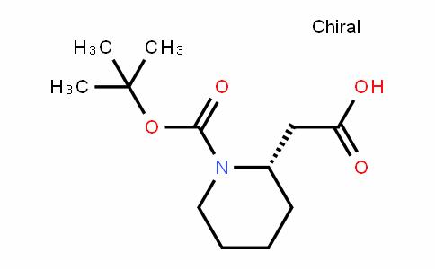 (S)-N-Boc-2-piperidine acetic acid