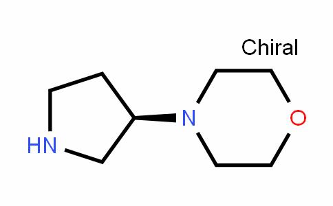 4-(3R)-3-Pyrrolidinyl-morpholine